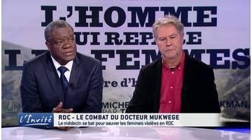 Dr Mukwege, Thierry Michel