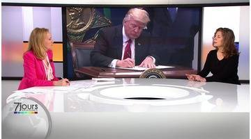Fusillade Ste-Foy / Décret Trump / Union africaine...