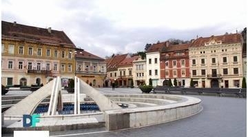Destination Brasov (Roumanie)