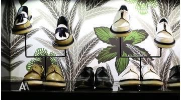 Chaussures Adieu/Cire Trudon/La cravate