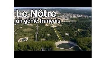 Le Nôtre, un génie français