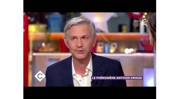 Le phénomène Antoon Krings - C à Vous - 12/12/2017
