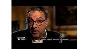 Agnès Le Roux, Les secrets de maitre Agnelet