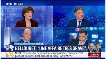 """Révélations sur Urvoas: la Cour de justice de la République saisie """"pour avis"""""""