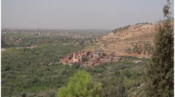 Maroc - Des contreforts de l´Atlas à Essaouira