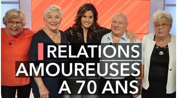 Amour et sexualité à 70 ans : elles disent tout ! - Ça commence aujourd'hui