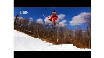 Science of stupid - Comment faire un 360 à ski ?