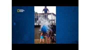 """Science of stupid - Des """"ice bucket"""" qui frôlent le drame"""