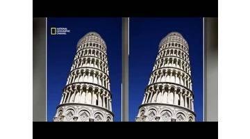 Quelle tour est la plus penchée ?