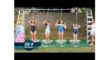 Foule sous controle - Raccourcir le temps des douches de la famille