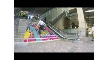 Foule sous contrôle - L'escalier beat box