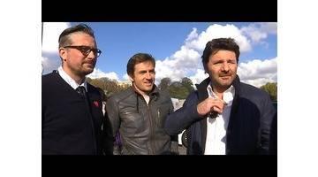"""""""Top gear"""", les présentateurs français dévoilés"""