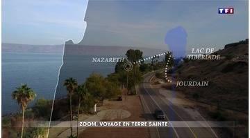 Zoom sur les traces de Jésus en Terre sainte