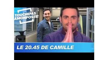 """Le 20.45 de Camille Combal : """"Cassé"""" comme Nolwenn"""