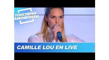 Camille Lou - Self Control (Live @ TPMP)