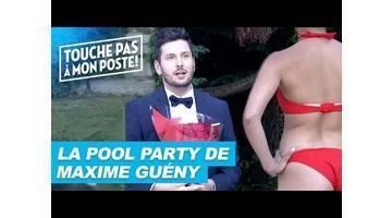 La pool party de Maxime Guény avec ses prétendantes !