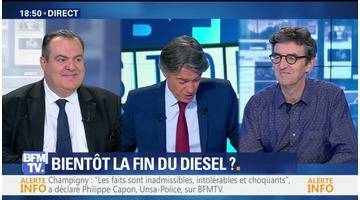 Se dirige-t-on vers la fin du diesel ?