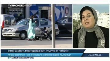 Asma Lamrabet: L'Affaire Weinstein et ses effets dans le monde arabo-musulman