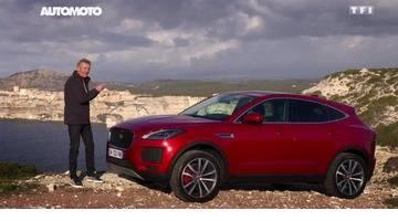 Essai : Jaguar E-Pace : mieux que ses concurrentes ?