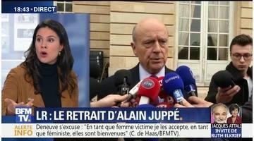 Alain Juppé se met en retrait des Républicains