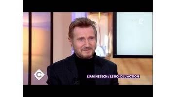 Liam Neeson, la suite - C à Vous - 17/01/2018