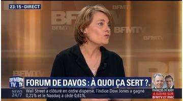 Forum de Davos: à quoi ça sert ?