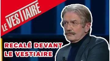 Les explications de Frédéric Thiriez - LE VESTIAIRE