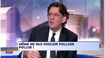 REPLAY - Luc Ferry invité politique d'Audrey Crespo-Mara du jeudi 1 février 2018