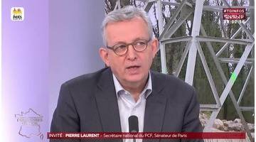 Invité : Pierre Laurent - Territoires d'infos (02/02/2018)