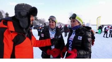 Christophe Beaugrand vous embarque en Laponie