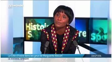 «Commissaire Kouamé», la nouvelle BD de Marguerite Abouet