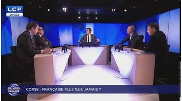 Corse : Française plus que jamais ?