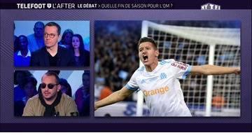 Téléfoot, l'After - Le débat : Quelle fin de saison pour l'OM ?