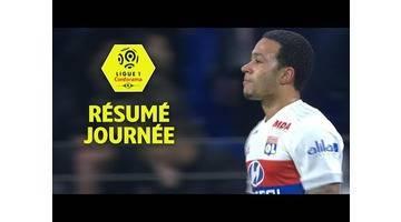 Résumé de la 25ème journée - Ligue 1 Conforama / 2017-18