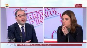 Best of Territoires d'Infos - Rachid Temal (09/02/18)