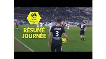 Résumé de la 26ème journée - Ligue 1 Conforama / 2017-18