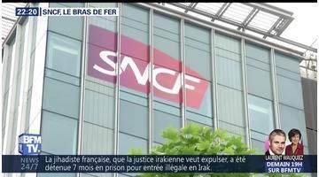 SNCF, le bras de fer