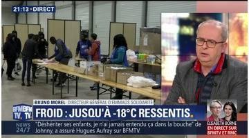 Le grand froid s'installe en France