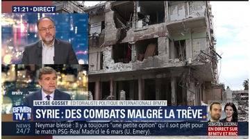 Ghouta orientale: des combats ont eu lieu malgré la trêve humanitaire quotidienne
