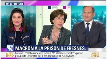 La semaine politique de Macron