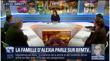 La famille d'Alexia Daval se confie sur BFMTV (2/2)