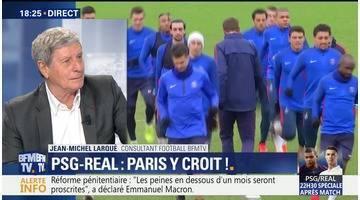 Ligue des Champions: Paris croit à l'exploit contre le Real