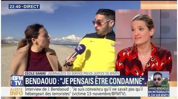 """Jawad Bendaoud: """"je pensais être condamné"""" (2/3)"""