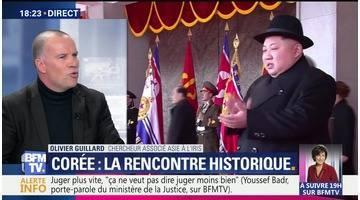 Corée du Nord: Donald Trump va rencontrer Kim Jong-Un