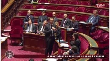 Mineurs isolés / Mayotte / réformes / Droit à l'erreur - Sénat 360 (12/03/2018)