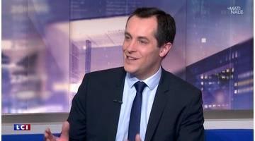 REPLAY - L'invité politique du lundi 12 mars 2018 : Nicolas Bay