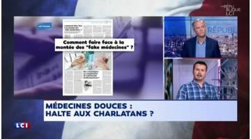 """""""On est incapables de démontrer que l'oméopathie, l'acuponcture, la mésothérapie ont des effets au-delà de l'effet placebo"""" selon Jérémy Descoux, signataire d'une tribune contre les """"fake médecines"""""""