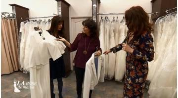 La robe de ma vie : Panique à la boutique : les drôles de dames n'ont pas de tailleur pour femme