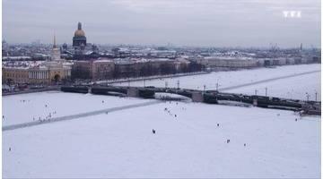 Saint-Pétersbourg, la rebelle des glaces