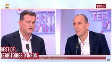 Best of Territoires d'Infos - Louis Aliot (04/04/18)